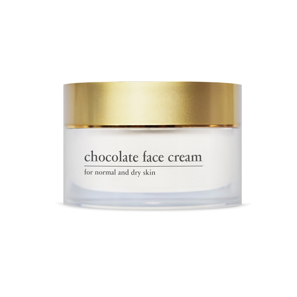 Chocolate Face Cream - Крем шоколадный для лица